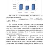 Иллюстрация №6: Совершенствование взаимодействия предприятий и банков на кредитном рынке (Дипломные работы - Банковское дело, Кредит).