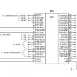 Иллюстрация №1: Измерительный модуль толщины изоляции при изготовлении электрического кабеля (Дипломные работы - Производство и технологии).