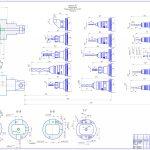 Иллюстрация №5: Усовершенствование технологии изготовления детали «Корпус расточной оправки» (Дипломные работы - Детали машин, Машиностроение).