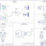 Иллюстрация №3: Усовершенствование технологии изготовления детали «Корпус расточной оправки» (Дипломные работы - Детали машин, Машиностроение).