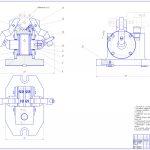 Иллюстрация №2: Усовершенствование технологии изготовления детали «Корпус расточной оправки» (Дипломные работы - Детали машин, Машиностроение).