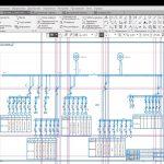 Иллюстрация №4: Тема дипломного проекта «Проектирование освещения и электроснабжения ремонтно-механического цеха» (Дипломные работы - Инженерные сети и оборудование).