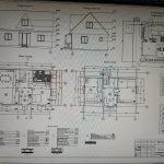 Иллюстрация №1: Курсовой проект (Малоэтажное жилое здание) ДВА ЧЕРТЕЖА(А1) ПОЯСНИТЕЛЬНАЯ ЗАПИСКА (27 ЛИСТОВ) (Курсовые работы - Архитектура и строительство).