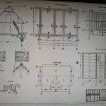 Иллюстрация №2: Курсовой проект (Малоэтажное жилое здание) ДВА ЧЕРТЕЖА(А1) ПОЯСНИТЕЛЬНАЯ ЗАПИСКА (27 ЛИСТОВ) (Курсовые работы - Архитектура и строительство).