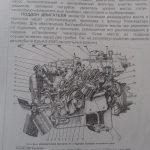 Иллюстрация №4: Устройство, ремонт, техническое обслуживание системы смазки двигателя ЯМЗ-740 автомобиля КАМАЗ-5320 (Дипломные работы - Транспортные средства).