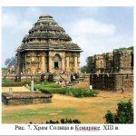 Иллюстрация №1: Влияние религии на искусство Индии (Курсовые работы - Искусство, Религия).