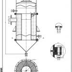 Иллюстрация №1: Проектирование однокорпусной выпарной установки (Курсовые работы - Технология продовольственных продуктов и товаров).