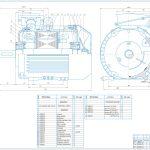 Иллюстрация №7: Gовышение эффективности водоотливной установки в соответствии с условиями шахты Костенко (Дипломные работы - Технологические машины и оборудование).