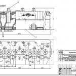 Иллюстрация №5: Разработка технологического процесса ремонта двигателя Д-245.S3A способом замены головки блока цилиндров (Дипломные работы - Машиностроение).