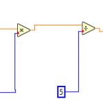 Иллюстрация №2: Знакомство с программой виртуальных приборов LabVIEW. Правила создания виртуальных приборов (Лабораторная работа - Автоматизация технологических процессов).
