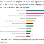 Иллюстрация №2: Малые предприятия: преимущества, недостатки, перспективы развития в России (Курсовые работы - Экономика).