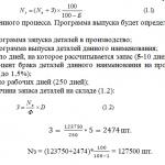 Иллюстрация №4: Экономическое обоснование выбора  эффективного варианта производства валов (Курсовые работы - Экономика предприятия).
