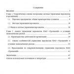 Иллюстрация №1: Управление персоналом предприятия в условиях экономических рисков (Дипломные работы - Финансы).