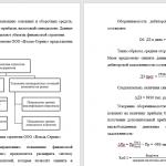 Иллюстрация №2: Проведение оценки несостоятельности (банкротства) организации по данным отчетности (Дипломные работы - Бухгалтерский учет и аудит).