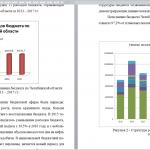 Иллюстрация №1: Расходы регионального бюджета Челябинской области (Курсовые работы - Финансы).
