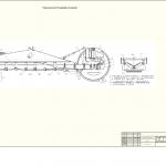 Иллюстрация №4: Комплексная механизация капитального ремонта бесстыкового ж.д.пути с применением железнодорожностроительной машины СЗП-600 (Дипломные работы - Железнодорожный транспорт).